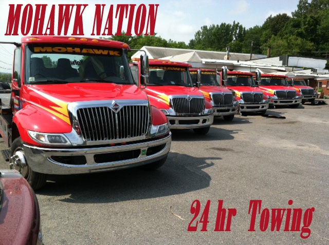 We provide 24 Hour Towing Assistance